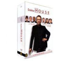 Doktor House 8. évad (6 DVD)