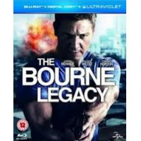 A Bourne-hagyaték (Blu-ray)