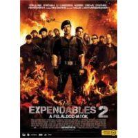 The Expendables - A feláldozhatók 2. (DVD)