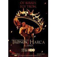 Trónok harca: 2. évad (5 DVD)