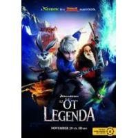 Az öt legenda (DVD) (DreamWorks gyűjtemény)