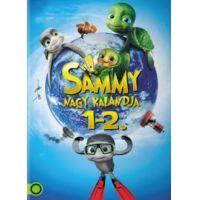 Sammy nagy kalandja 1-2. gyűjtemény (2 DVD)