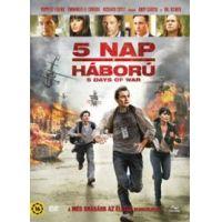 5 nap háború (DVD)