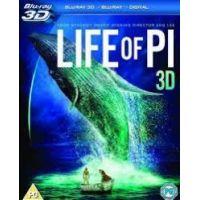 Pi élete (3D Blu-ray)