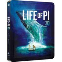 Pi élete (3D Blu-ray) (Steelbook)