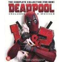Deadpool 1-2. (2 DVD)