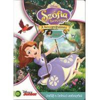 Szófia hercegnő: A hercegnőpalánta (DVD)