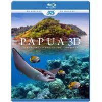 Pápua 3D - A titkos sziget a kannibálok (3D Blu-ray)