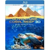 Adventure coral reef 3D - a tenger alatt AZ EGYIPTOMI (3D Blu-ray)