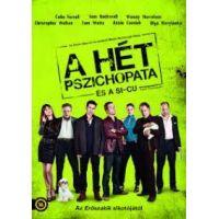 A hét pszichopata és a si-cu (DVD)