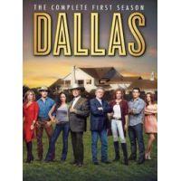 Dallas: 1. évad (3 DVD) (új sorozat - 2012)