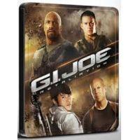 G.I. Joe - Megtorlás (Blu-ray) limitált, fémdobozos (Steelbook)