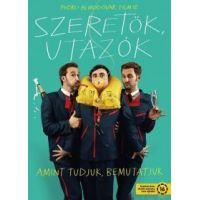 Szeretők, utazók (DVD)