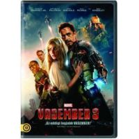 Iron Man - Vasember 3. (DVD)
