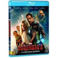 Iron Man - Vasember 3. (Blu-ray)