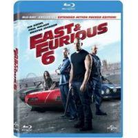 Halálos iramban 6. (mozi- és bővített változat) (Blu-ray)
