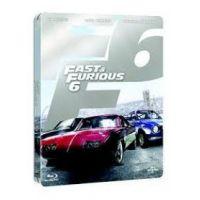 Halálos iramban 6. (mozi- és bővített változat) - limitált, fémdobozos változat (Blu-ray)