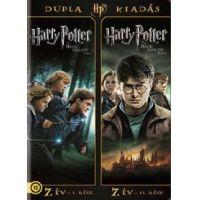Harry Potter és a halál ereklyéi 1-2. rész (2 DVD)