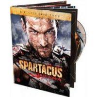 Spartacus: Vér és homok - 1. évad - (4 Blu-ray, digibook)