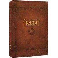 A hobbit: Váratlan utazás - bővített, extra változat (5 DVD) (limitált, digipackos verzió)