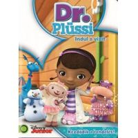 Dr. Plüssi: Indul a vizit (DVD)