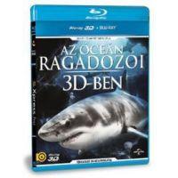 Az óceán ragadozói (3D Blu-ray)
