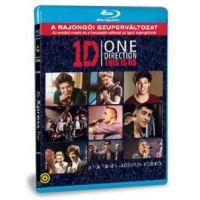 One Direction: This Is US (mozi- és bővített változat) (Blu-ray)