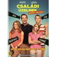 Családi üzelmek (mozi- és bővített változat) (DVD)