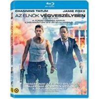 Az elnök végveszélyben (Blu-ray)