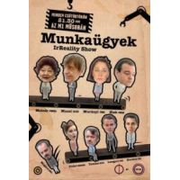 Munkaügyek - 2. évad (5 DVD)