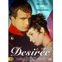 Desirée - Napóleon első szerelme (DVD)