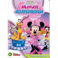 Mickey egér játszótere - Minnie állatszalonja (DVD)