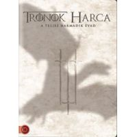 Trónok harca: 3. évad (5 DVD)
