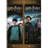 Harry Potter 3-4. év (Azkabani fogoly / Tűz Serlege) (2 DVD)