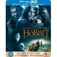 A hobbit - Smaug pusztasága A hobbit - Smaug pusztasága (3D és 2D Blu-ray) - Fémdoboz - 4 lemezes kiadás