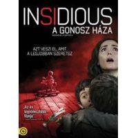 Insidious - A gonosz háza (DVD)