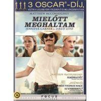 Mielőtt meghaltam (DVD)