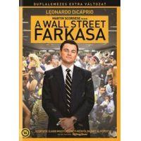 A Wall Street farkasa - duplalemezes, extra változat (2 DVD)