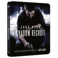 Jack Ryan: Árnyékügynök (Blu-ray) - limitált, fémdobozos változat (steelbook)