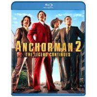 Ron Burgundy: A legenda folyatódik (Blu-ray)