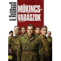 Műkincsvadászok (DVD)