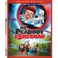 Mr. Peabody és Sherman kalandjai (Blu-ray3D)