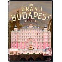 A Grand Budapest Hotel (DVD)
