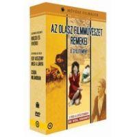 Az olasz filmművészet remekei gyűjtemény II. (3 DVD)