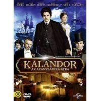 Kalandor: Az aranyládika átka (DVD)