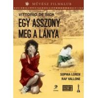Egy asszony meg a lánya (DVD)