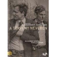 A törvény nevében - 1. évad (3 DVD)
