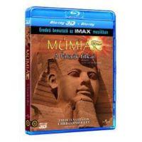 Múmiák: A fáraók titkai (Blu-ray3D)