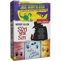 Woody Allen díszdoboz (3 DVD)