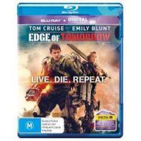 A holnap határa (Blu-ray)